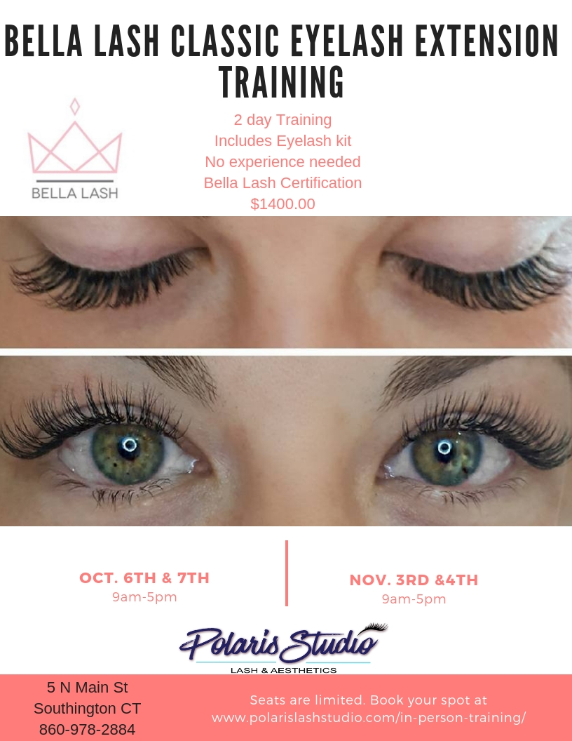 Classic Lash Extension Training (1)